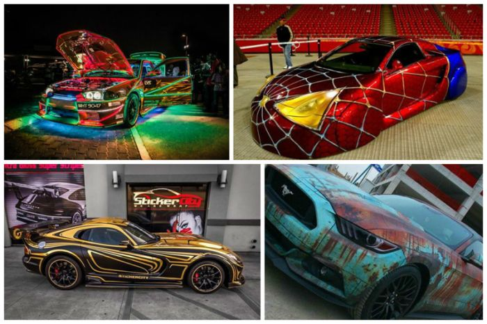 Beautiful Cars That Are Simply Stunning (24 pics)