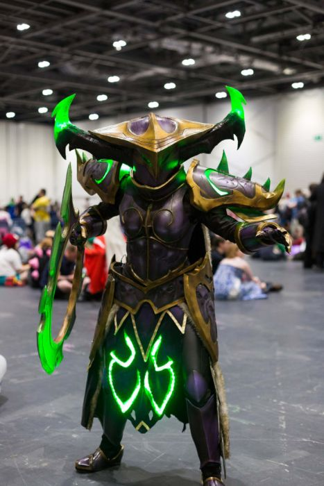 Epic Cosplay Outfits From London's MCM Comic Con (22 pics)