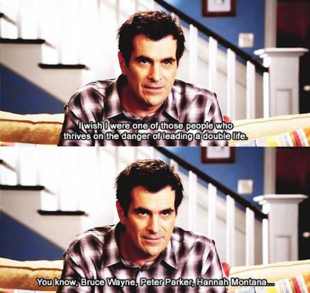 Phil Dunphy Has The Best Dad Jokes In The Game (25 pics)