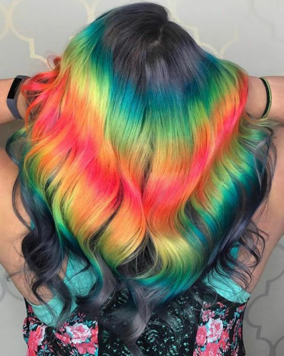 Shine Line Hair Is Now Going Viral On Instagram (24 pics)
