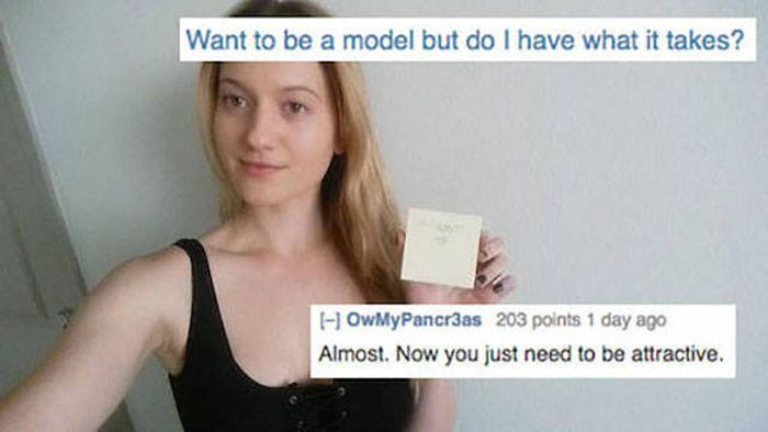 Cute Girls Getting Roasted Is Even More Brutal (19 pics)