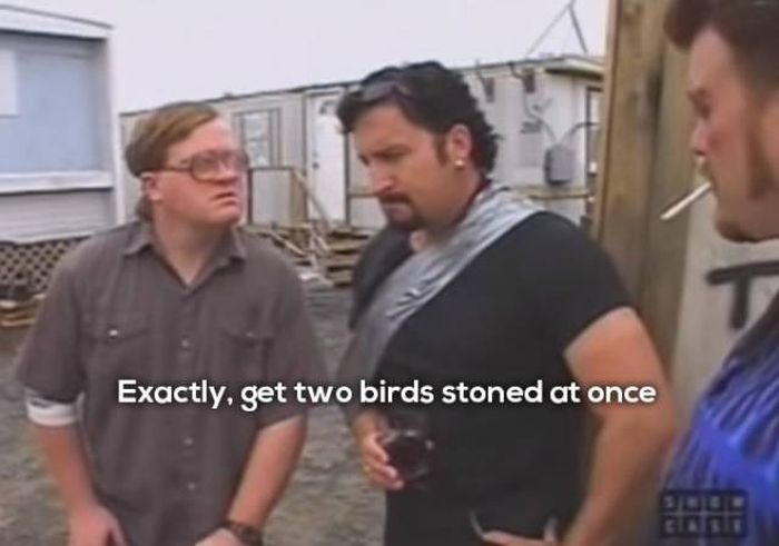 Ricky From Trailer Park Boys Knows What You Need To Hear (31 pics)