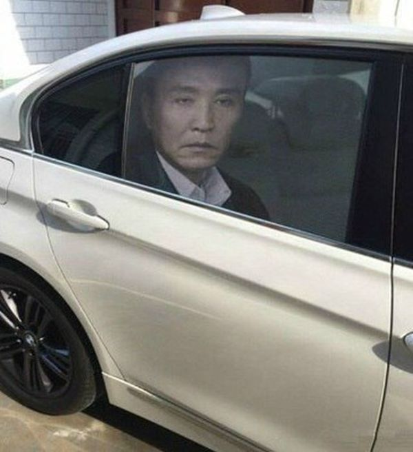 Tinted Windows That Will Make You Do A Double Take (8 pics)