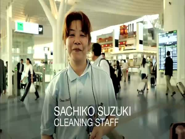 Haneda Airport Has Been Rated The Worlds Cleanest Airport
