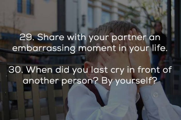 Questions That Are Capable Of Bringing Hearts Together (18 pics)