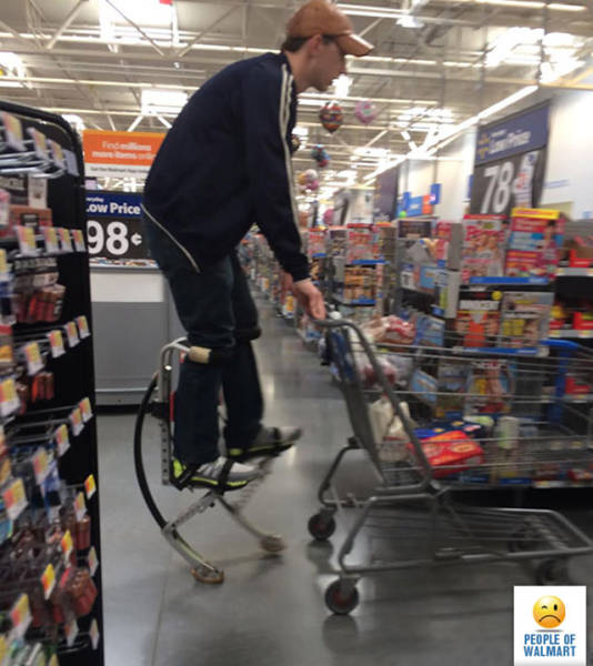 Walmart And Hell Have A Lot In Common (34 pics)