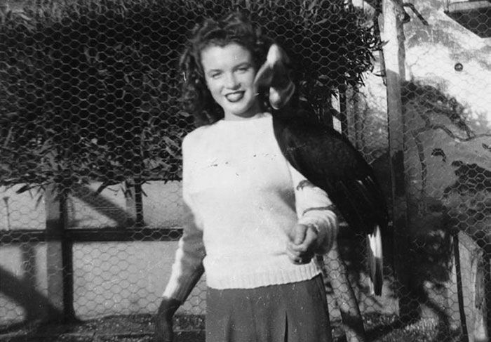 Rare Pics Of Marilyn Monroe Before She Became Famous (30 pics)