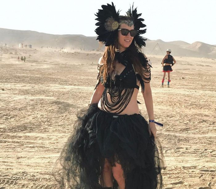 Midburn Is Perfect For People Who Love Burning Man (20 pics)
