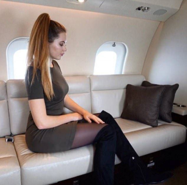 Rich Kids From Germany Flaunt Their Wealth (17 pics)