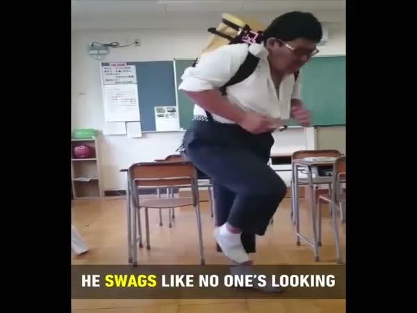 Fat Guy Dance