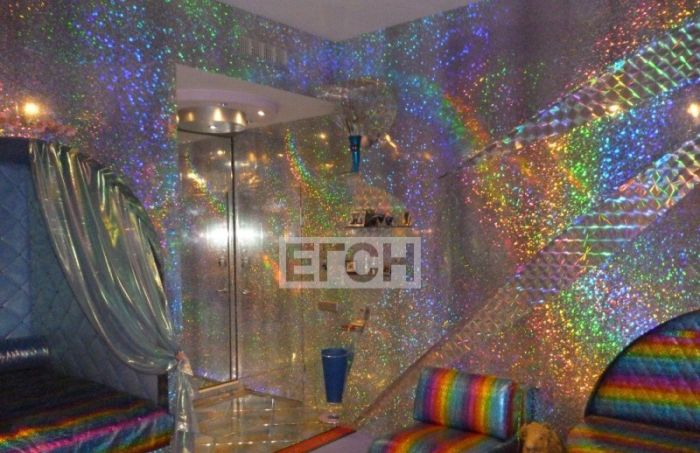 Moscow Apartment Is Decked Out With An Insane Interior (4 pics)