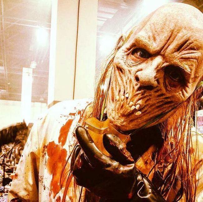 Immortal Masks Are Very Creepy (17 pics)