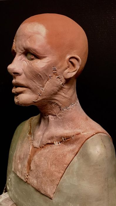 Immortal Masks Are Very Creepy (17 pics)