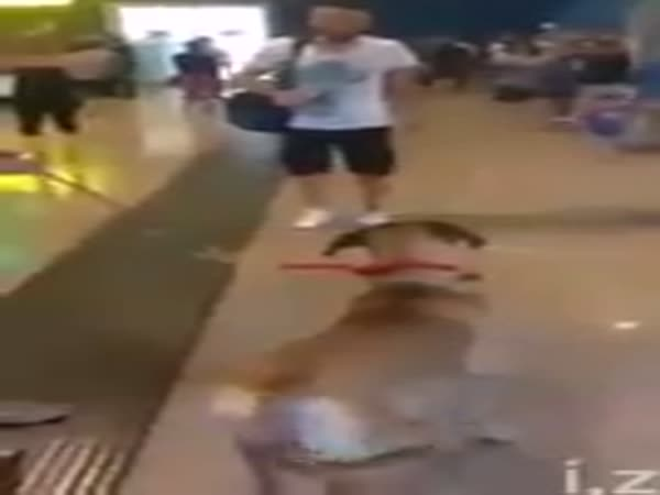Dog Meets The Owner