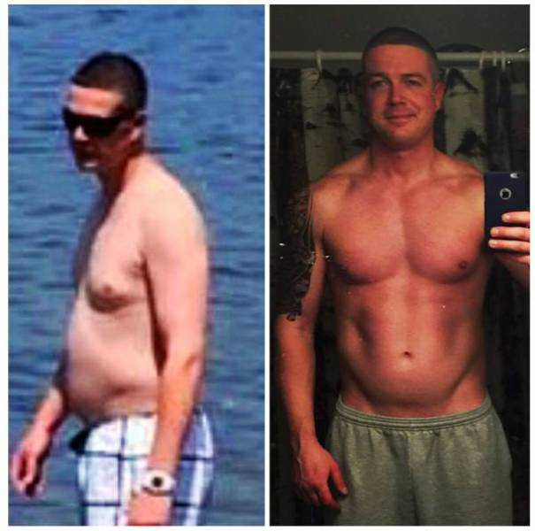 Weight Loss Stories That Will Inspire You To Hit The Gym (31 pics)