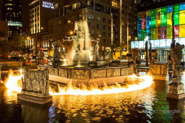 This World Is Full Of Magnificent Fountains (36 pics)