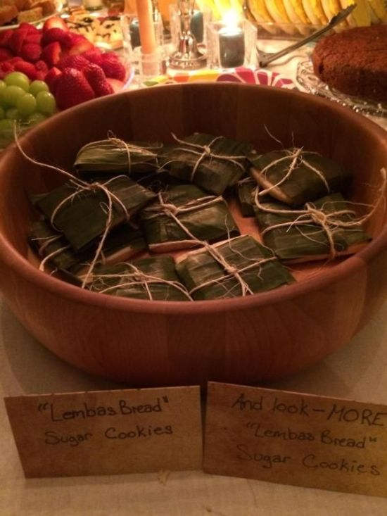 Amazing Girlfriend Throws Impressive Lord Of The Rings Birthday Party (13 pics)