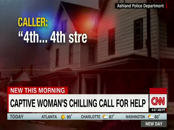 Abducted Woman Whispers For Help On Chilling 911 Call