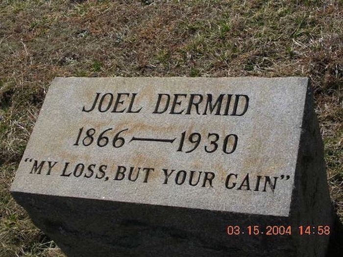 Tombstones That Definitely Got The Last Laugh (20 pics)