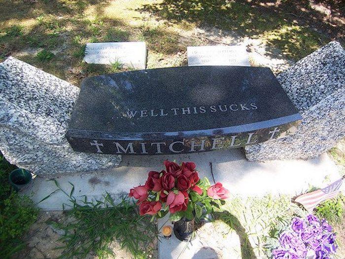 Tombstones That Definitely Got The Last Laugh (20 pics)