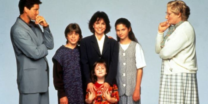 What The Son From Mrs. Doubtfire Looks Like Now (9 pics)