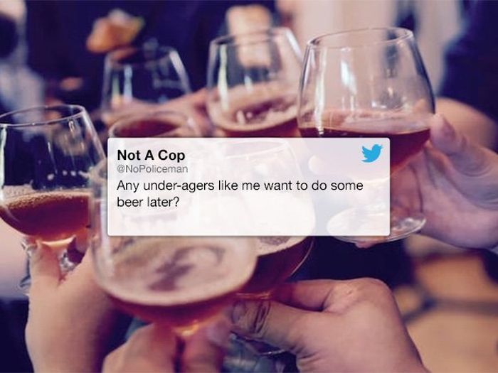 This Twitter User Might Be A Cop (19 pics)