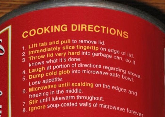 Products That Come With Witty Labels (19 pics)