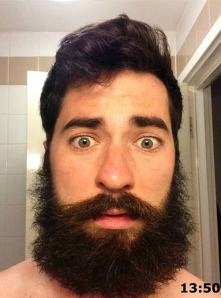 Shaving Your Beard Is Always A Bad Idea (4 pics)