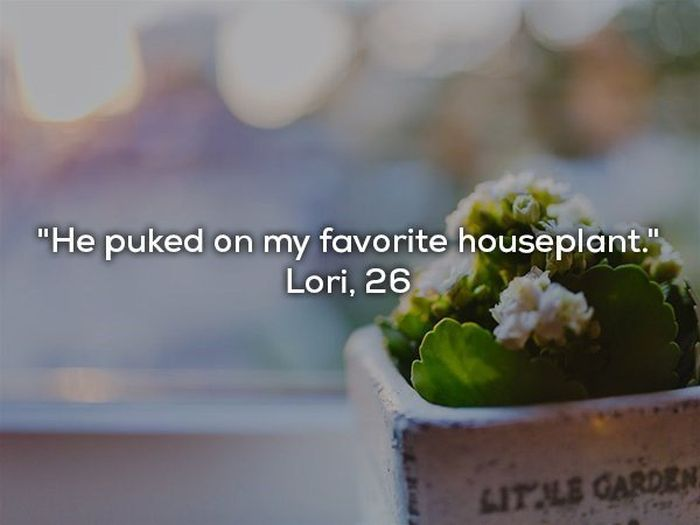 People Describe One-Night-Stand Fails Using Six Words Or Less (21 pics)