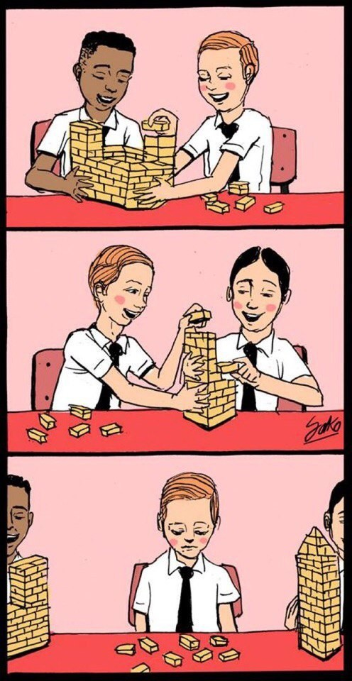 Brutally Honest Illustrations That Show The Value Of Life (10 pics)