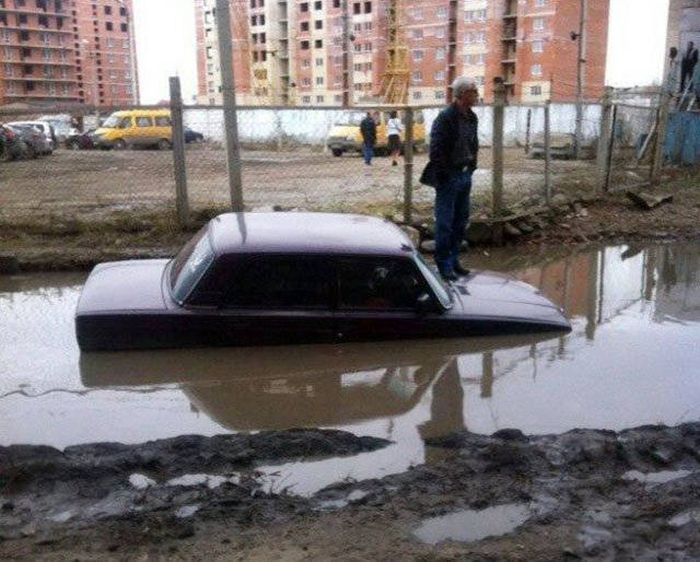 What's Bizarre For The Rest Of Us Is Perfectly Fine For Russians (40 pics)