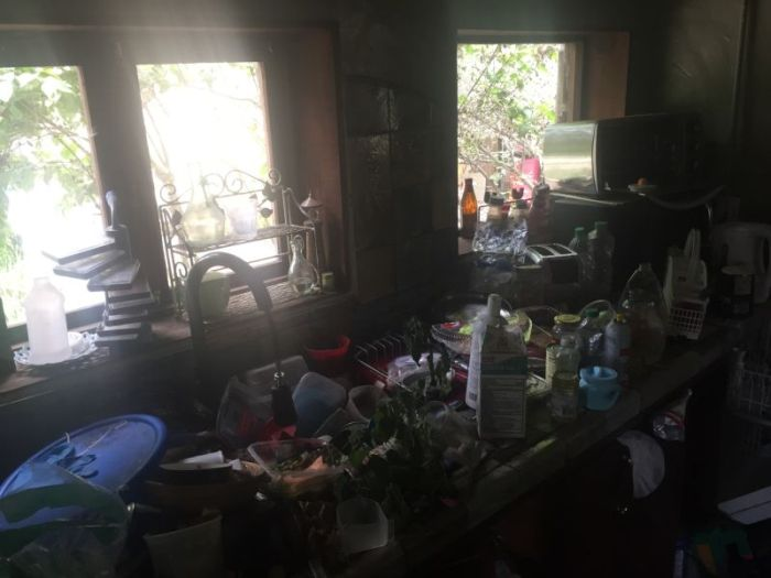 Landlord Kicks Tenants Out For Trashing House (13 pics)