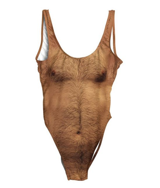 This New Swimsuit Is Disturbing (4 pics)