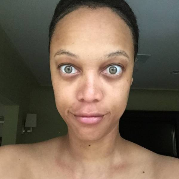 Celebs Without Make-Up Are Just Normal Human Beings (27 pics)