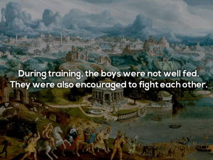 Interesting Facts About Ancient Sparta (12 pics)
