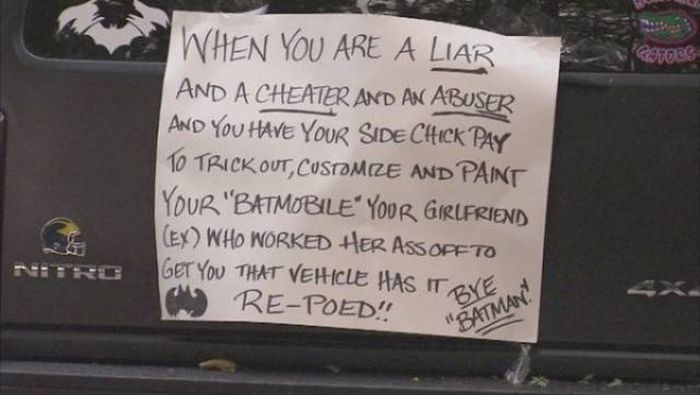 They Got The Fiercest Revenge They Could On Their Cheating Exes (18 pics)