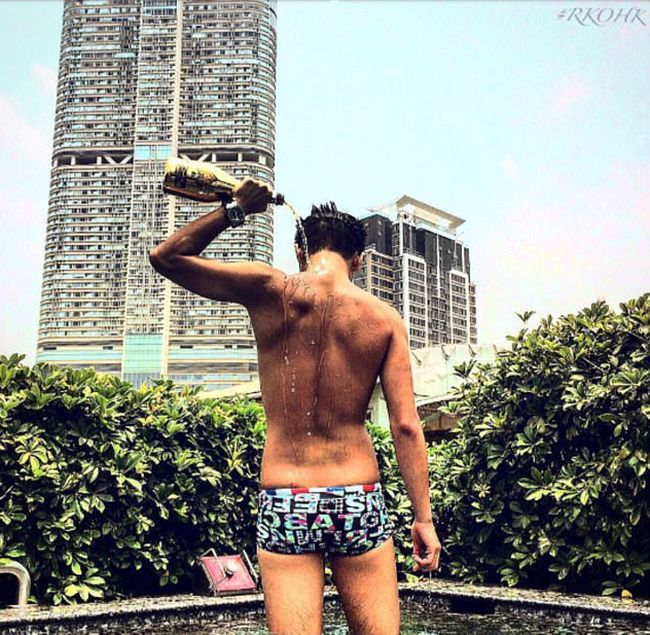 The Holiday Never Ends For The Rich Kids Of Hong Kong (24 pics)