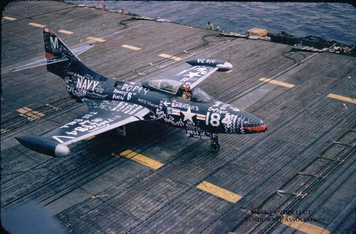 Be Careful Not To Land On The Wrong Carrier (5 pics)
