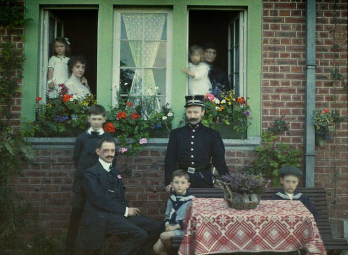 The World's First Colored Photos Date Back More Than 100 Years Ago (40 pics)