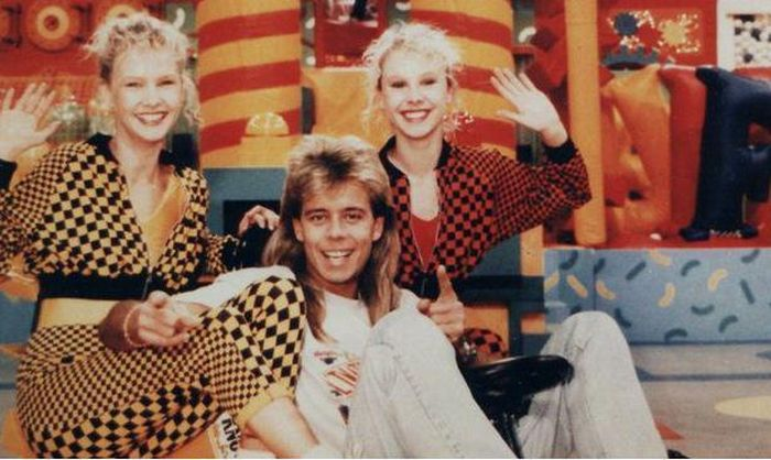 See What The Twins From Fun House Look Like Now (2 pics)