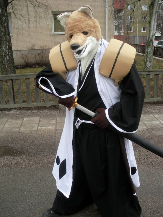 Cosplay Is Awesome Even When It's Done Wrong (26 pics)