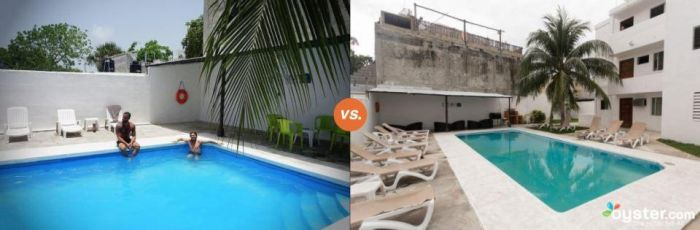 What Hotels Actually Look Like Compared To Glossy Brochure Photos (10 pics)