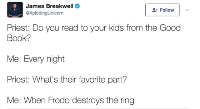 Funny And Clever Jokes About Literature (32 pics)