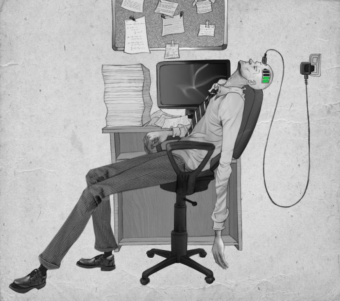 What's Wrong With Society Captured In Thought Provoking Illustrations (30 pics)