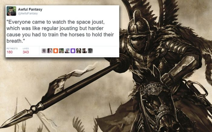 10 Awful Fantasy Tweets That Really Aren't Awful At All (10 pics)