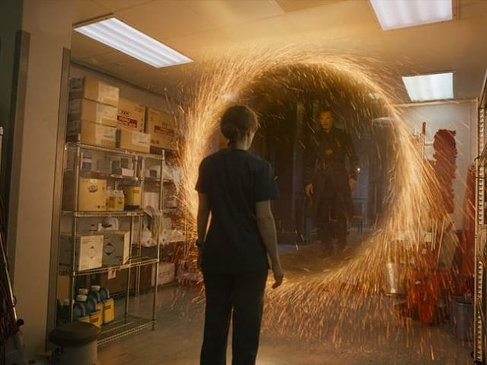 Special Effects Bring Movie Magic To Life (20 pics)