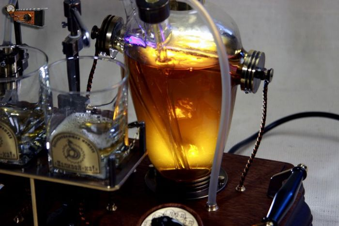 This Alcohol Dispenser Is Stunning (56 pics)