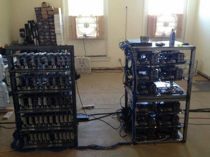 What A BTC Farm Looks Like (19 pics)