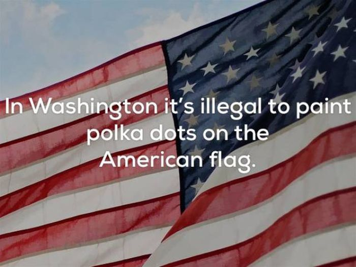 Hilarious Laws That Seriously Exist In The United States Of America (21 pics)