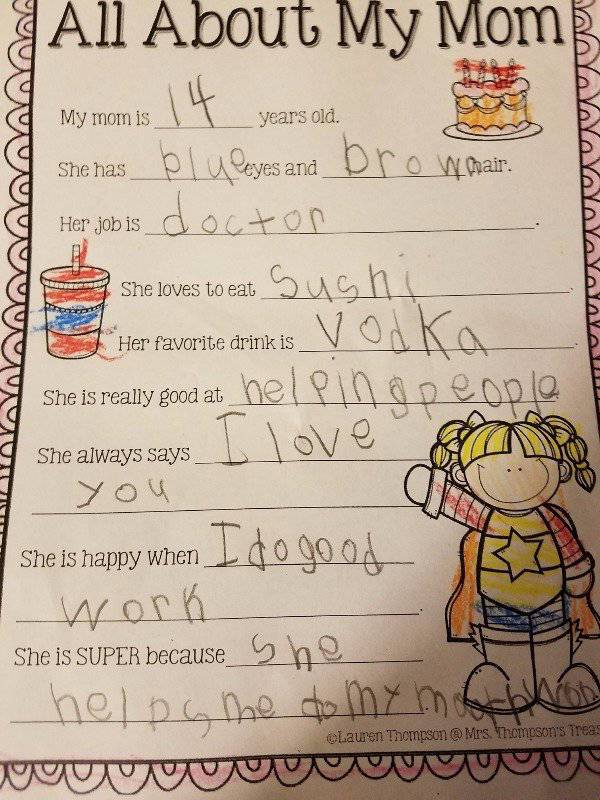 Clearly There Is Something Very Wrong With These Kids (30 pics)